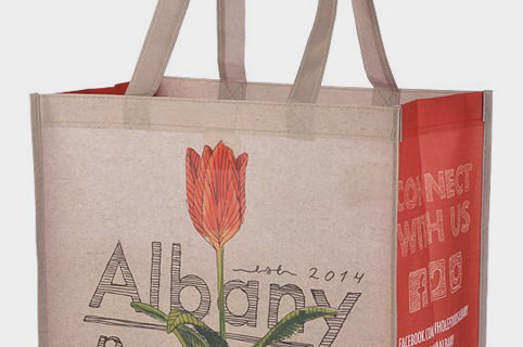 19f7bc4a7c8 Producing eco-friendly reusable shopping bags since 1999.